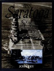 Schiffer Publishing   N/A USS Saratoga (CV-3) 1927-1946 SFR089X