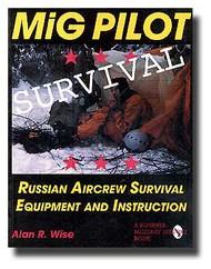 Schiffer Publishing   N/A Mig Pilot Survival SFR0130