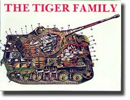 Schiffer Publishing   N/A # -The Tiger Family SFR0187