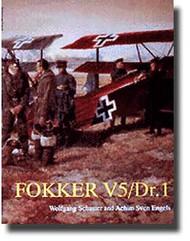 Schiffer Publishing   N/A Fokker Vf/Dr.I SFR4003