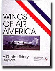 Schiffer Publishing   N/A Wings Of America SFR6197