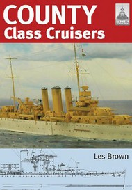 Seaforth Publishing   N/A County Class Cruisers SFP1274