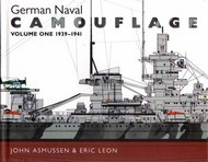German Naval Camouflage Vol I: 1939-41 #SFP142-7