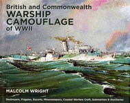 British and Commonwealth Warship Camouflage of the WWII. Volume 1 #SFP205-9