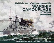 British and Commonwealth Warship camouflage of WWII (Volume 2) #SFP253-0