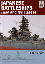 ShipCraft 24: Japanese Battleships IJN Fuso and IJN Ise classes #SFP337-6