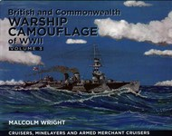 British and Commonwealth Warship Camouflage of WWII Volume 3 #SFP420-6