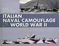 Italian Naval Camouflage of World War II #SFP539-3