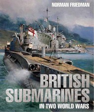 British Submarines in Two World Wars #SFP816-5