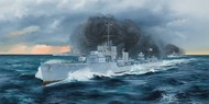 Showcase Models Australia  1/350 HMS/HMAS Vendetta V& W Class Destroyer (2 in 1) - Pre-Order Item SAU2