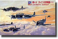 Skywave  1/700 Luftwaffe Aircraft Set #1 SKYS17