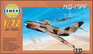 Mikoyan MiG-17PF #SME920