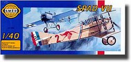 Smer Models  1/40 Spad VII Biplane SME824