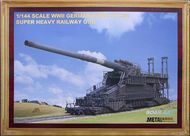 Soar ART Workshop  1/144 Dora railway gun SA14411