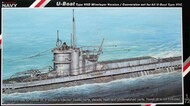 U-Boot Type VIID Minelayer Conversion Set DAMAGED BOX #SN72005DAM