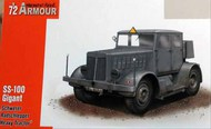Special Armour  1/72 SS-100 Gigant Schwerer Radschlepper/Heavy Tra SA72001