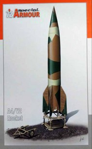 Special Armour  1/72 A4/V2 Rocket - reedition SA72003