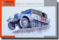 Special Armour  1/72 Sd.Kfz 11/2 Entgiftungskraftwagen SA72010