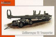 """Special Armour  1/72 Meillerwagen """"V-2 Transporter"""" SA72012"""