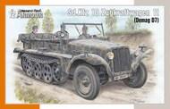 Sd.Kfz.10 Zugkraftwagen 1t (Demag D7) #SA72021