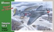"Special Hobby Kits  1/32 Yakovlev Yak-3 ""Onward to Berlin!"" SHY32011"