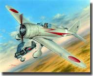 Special Hobby Kits  1/32 Nakajima Ki.27 Nate Japanese Fighter (w/Resin & Photo-Etch) SHY32033