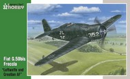 Special Hobby Kits  1/32 Fiat G50bis Freccia Luftwaffe & Croatian AF WWII Fighter SHY32058