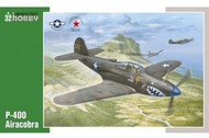 Special Hobby Kits  1/32 P-400 Airacobra Fighter SHY32062