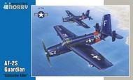 Special Hobby Kits  1/48 AF2S Guardian Killer Anti-Submarine USN Warfare Bomber SHY48135