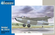 Special Hobby Kits  1/48 Heinkel He178V1 Worlds First Jet Aircraft SHY48175