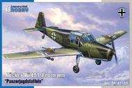 "Special Hobby Kits  1/48 Bucker Bu.181 Bestmann ""Panzerjagdstaffeln"" SHY48189"