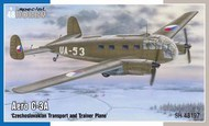 Aero C3A Czech Transport/Trainer Aircraft #SHY48197