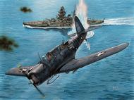 SB2U-3 Vindicator Marines Go To War Fighter (Re-Issue) #SHY72264