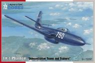 Special Hobby Kits  1/72 FH-1 Phantom Demonstration Teams and Trainers SHY72297