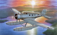 Canadian Vickers Delta Mk II RCAF Aircraft (build w/Skis or Floats) #SHY72353