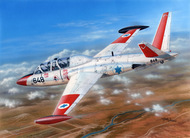 Fouga CM.170 Magister/IAI Tzukit 'IAF' Model of a jet trainer and light attack aircraft in colours of the IAF #SHY72375