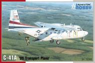 Special Hobby Kits  1/72 C-41A 'US Transport Plane SHY72385