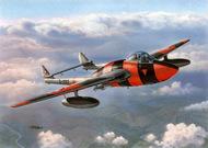 de Havilland DH.100 Vampire 6 with Pinocchio Nose #SHY72391