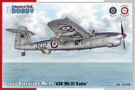 Fairey Barracuda Mk.III 'ASW Mk.XI Radar' #SHY72408