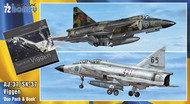 Saab 37 Viggen Duo Pack & Book #SHY72411