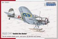 SAAB B5 Swedish Dive Bomber #SHY72421