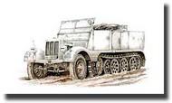 Special Armour  1/72 Sd.Kfz.11 Leichter Zugkraftwagen 3t SA72002