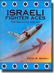 Specialty Press Publishing   N/A Israeli Fighter Aces IAF, The Definitive History SP015