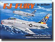 Squadron/Signal Publications   N/A Collection - FJ Fury in Action SQU1103