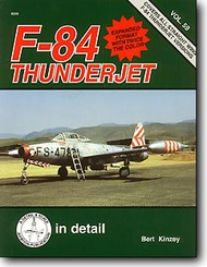 Detail & Scale Series: F-84 Thunderjet- Net Pricing #SQU8259