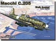 Macchi C.205 Veltro (Full Color)- Net Pricing #SQU5558