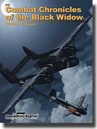Combat Chronicles of the Black Widow (P-61) #SQU6701