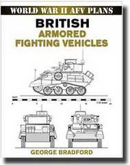 WWII AFV Plans - British AFVs #SP4530