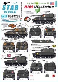 Big Guns in Vietnam #3: M109 #SRD35C1286