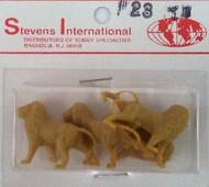 Stevens  HO/N  Lions (4) (D)<!-- _Disc_ --> STV23